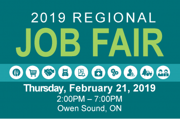 2019 regional job fair, thursday February 21