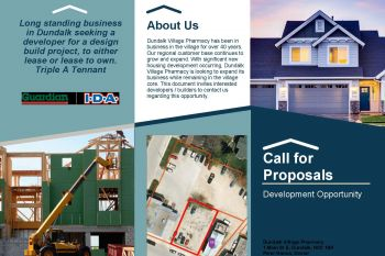 Dundalk Developer Brochure page 1