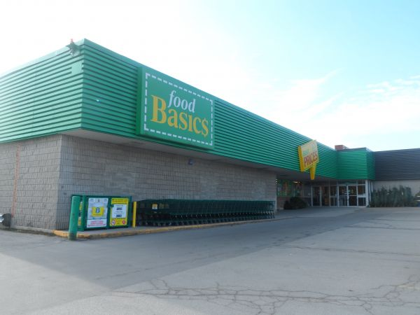 Food Basics Anchor Tenant