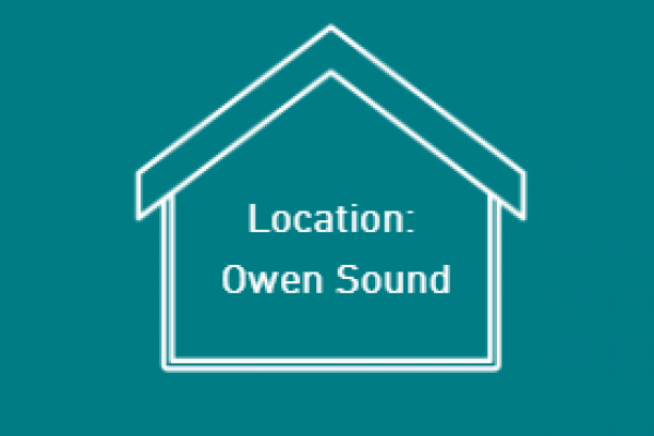 Owen Sound Location