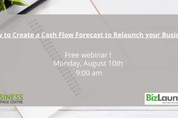 How to Create a Cash Flow Forecast to Relaunch your Business