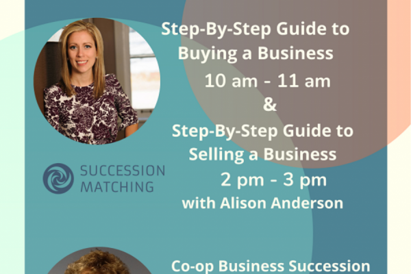 Business Succession Webinars